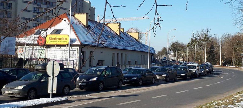 Wrocław: Mieszkańcy protestują z