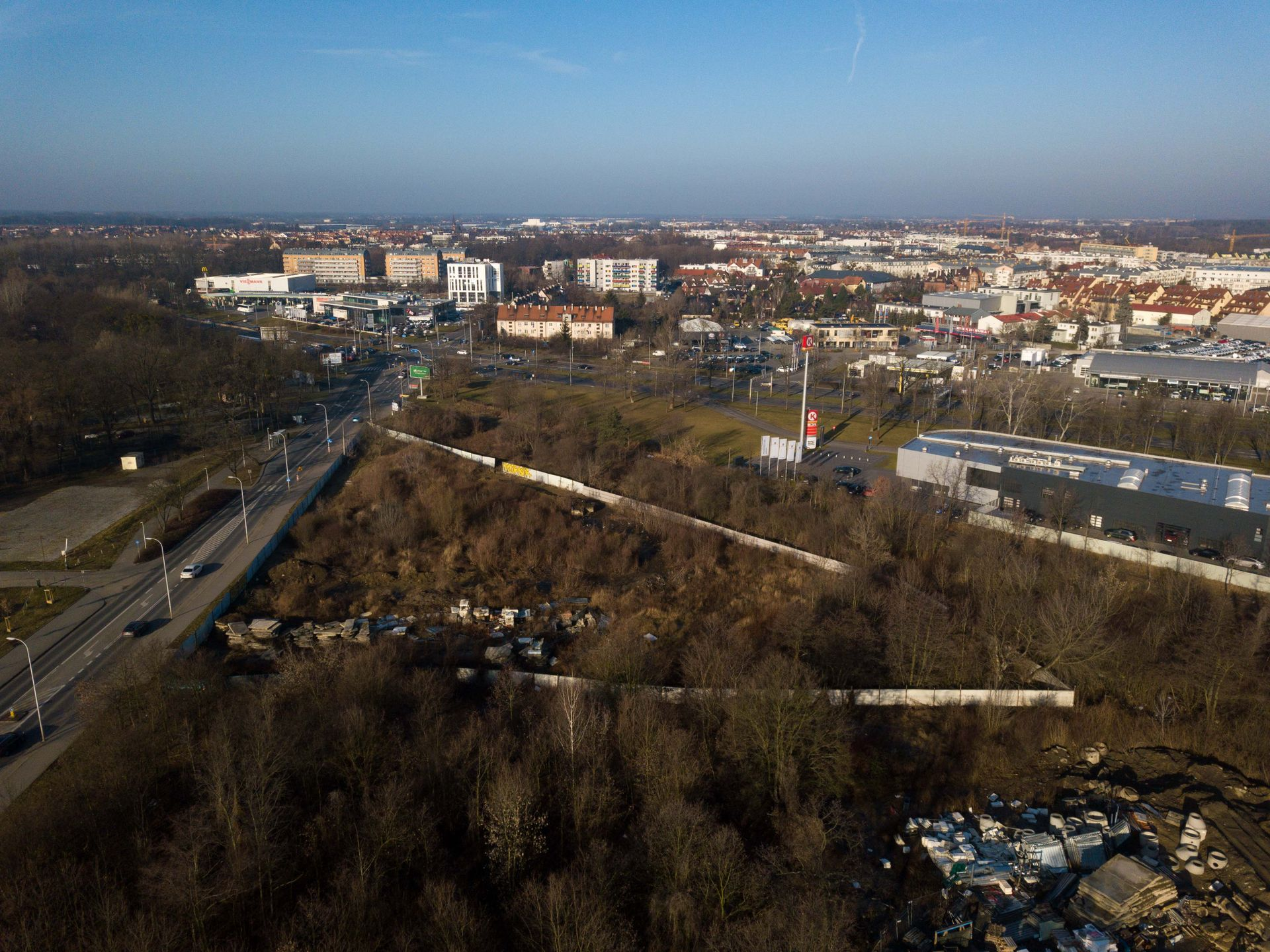 Wrocław: Triada szykuje inwestycję hotelową na Partynicach
