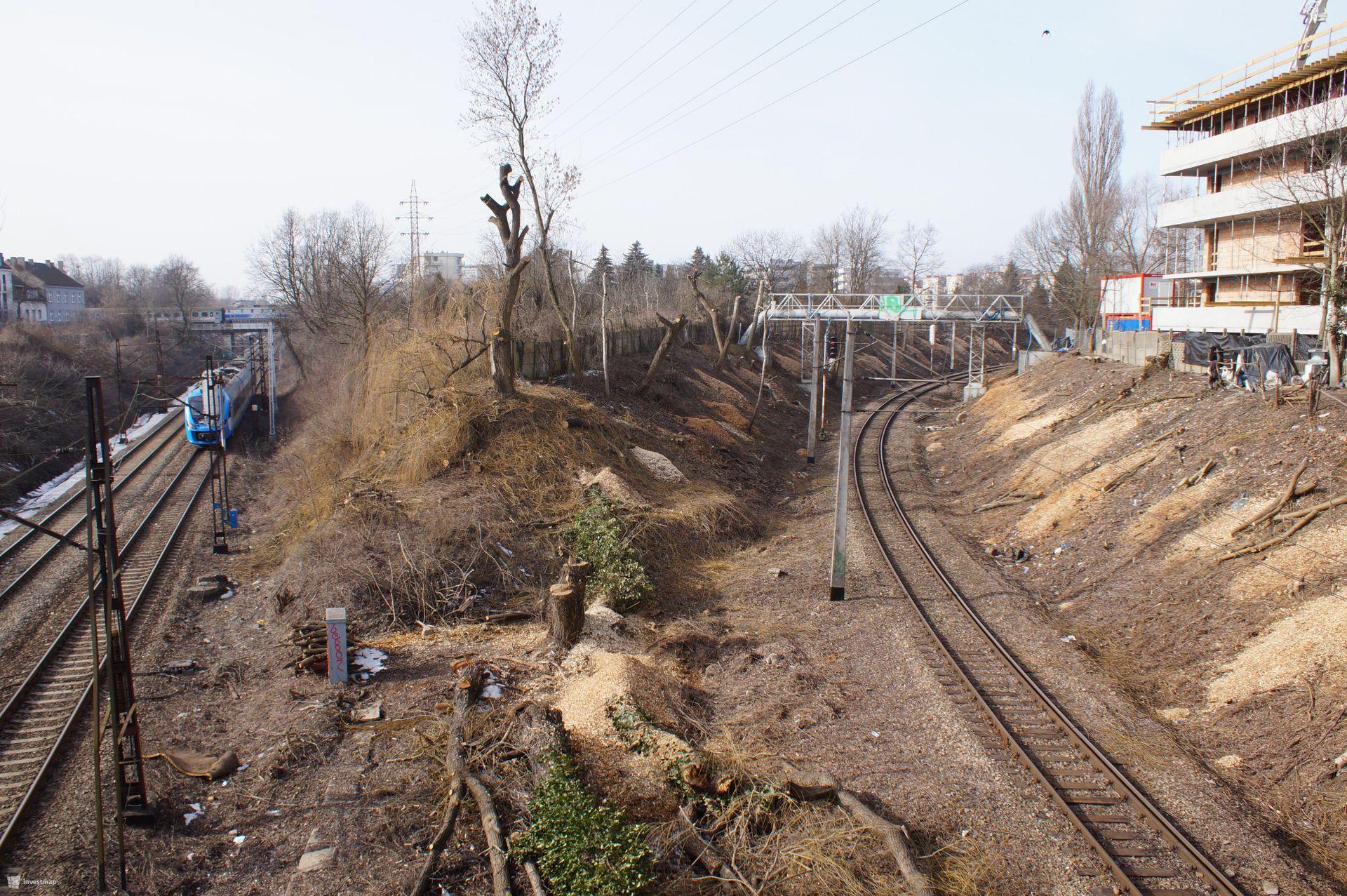 Kraków: Miasto ma w planach wybudowanie nowej kładki na Żabińcu
