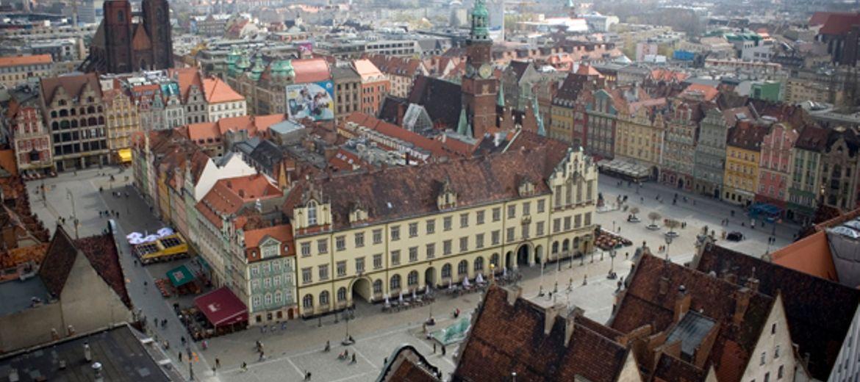 Wrocław miastem o największej