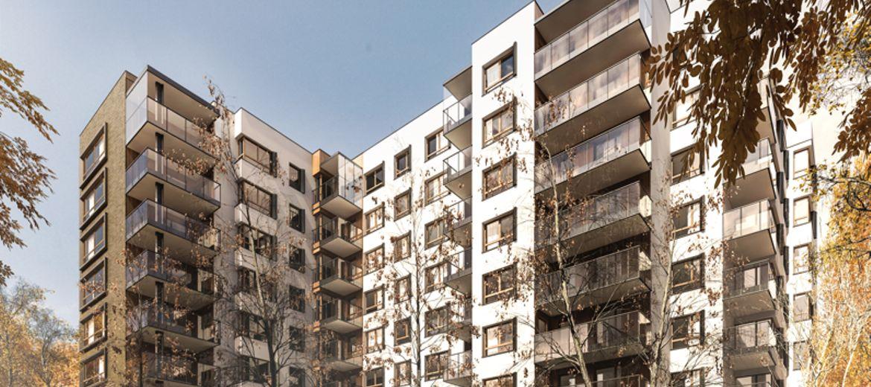Warszawa: Woronicza – Budimex