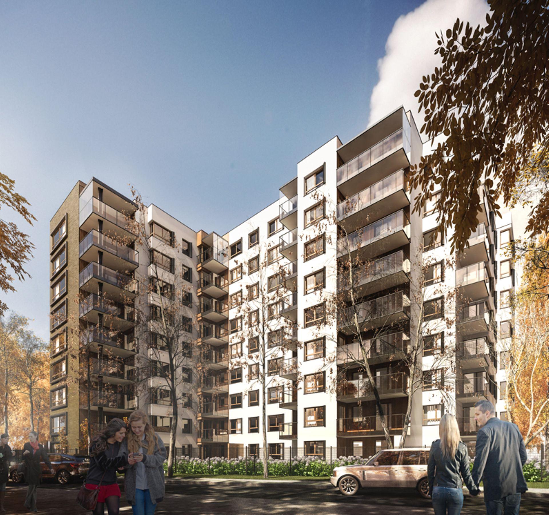 Warszawa: Woronicza – Budimex oferuje blisko 100 nowych mieszkań na Mokotowie