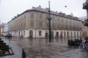 Kraków: Zajazd Kazimierski zostanie odnowiony, będzie to obiekt kulturalny