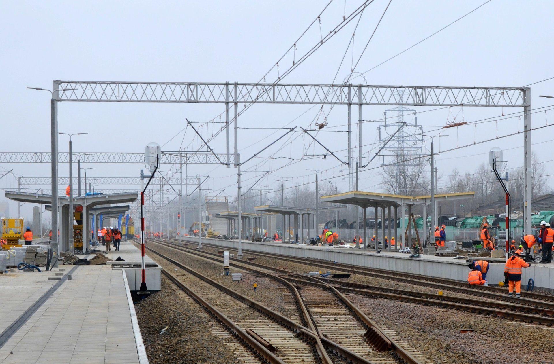 Stacja Warszawa Główna niemal gotowa