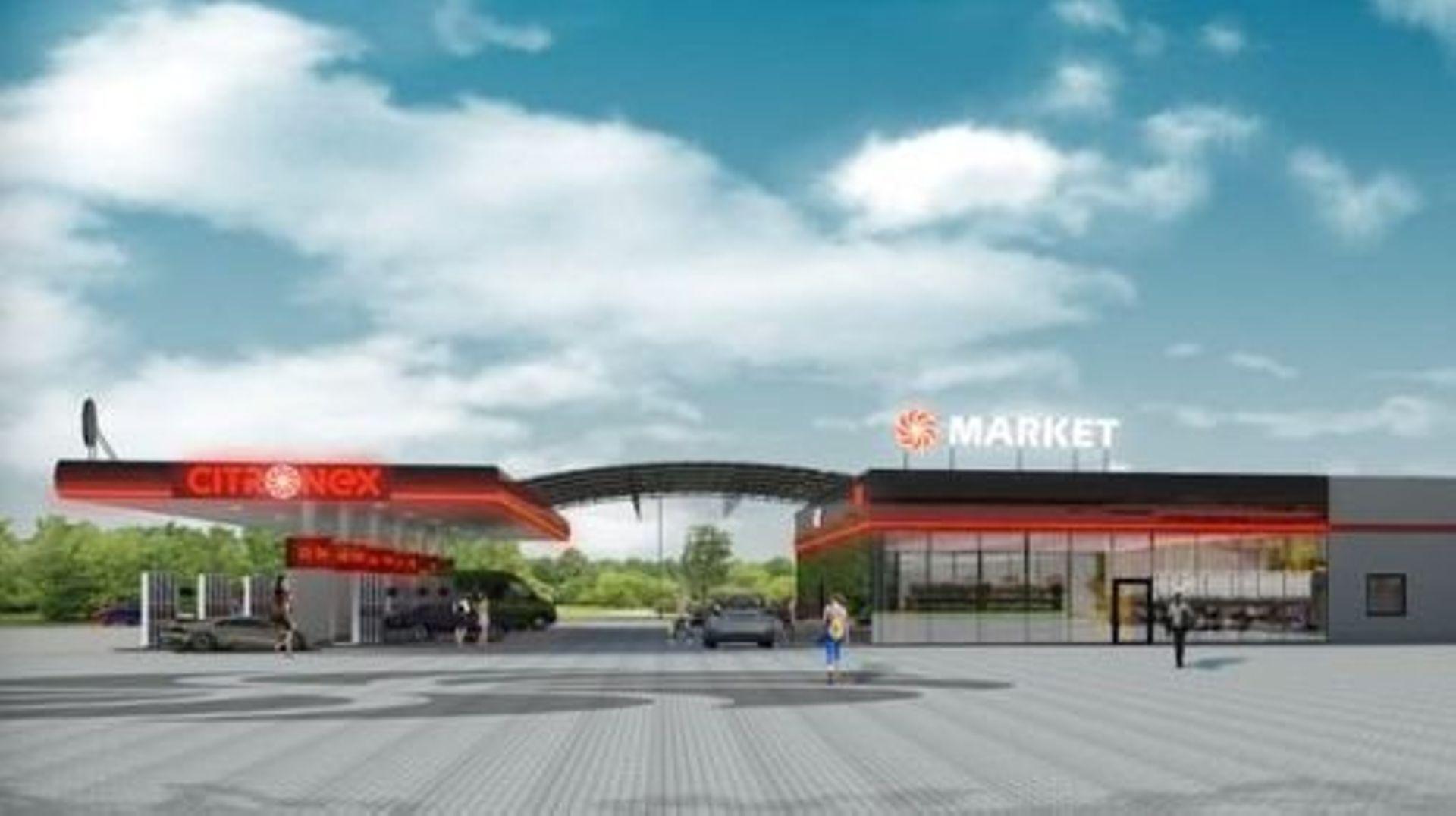 Dolny Śląsk: W Zgorzelcu otwarto największą stację benzynową w Polsce