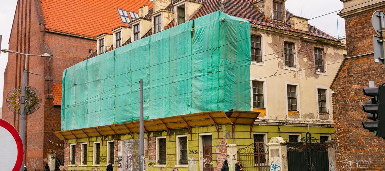 Wrocław: Opóźnienie w przebudowie