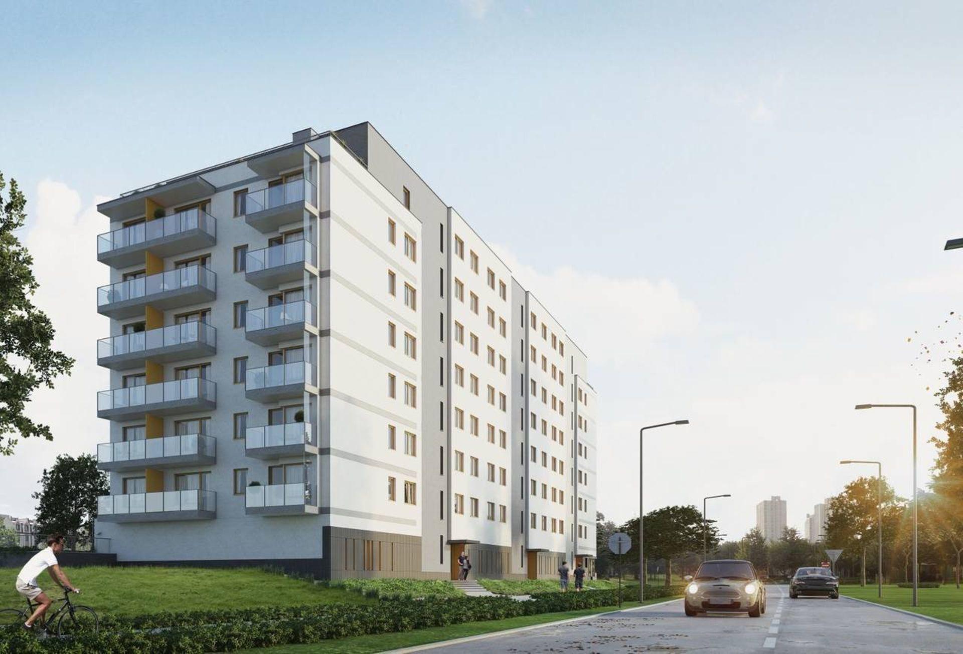 Warszawa: Pasaż Aniński – ED Invest i spółdzielnia mieszkaniowa budują nowe osiedle na Gocławiu