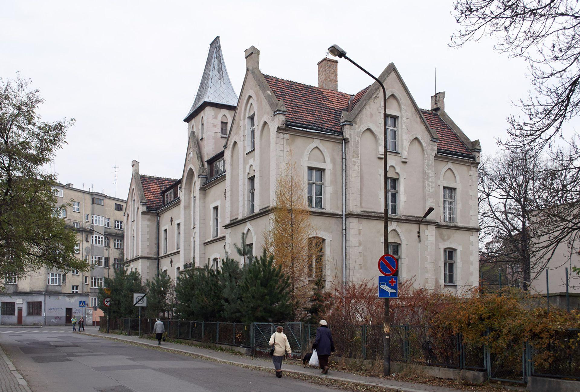 Ogrody Graua. Echo Investment odrestauruje XIX-wieczny pałacyk na Ołbinie