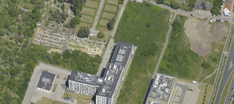 Wrocław: W sąsiedztwie parku