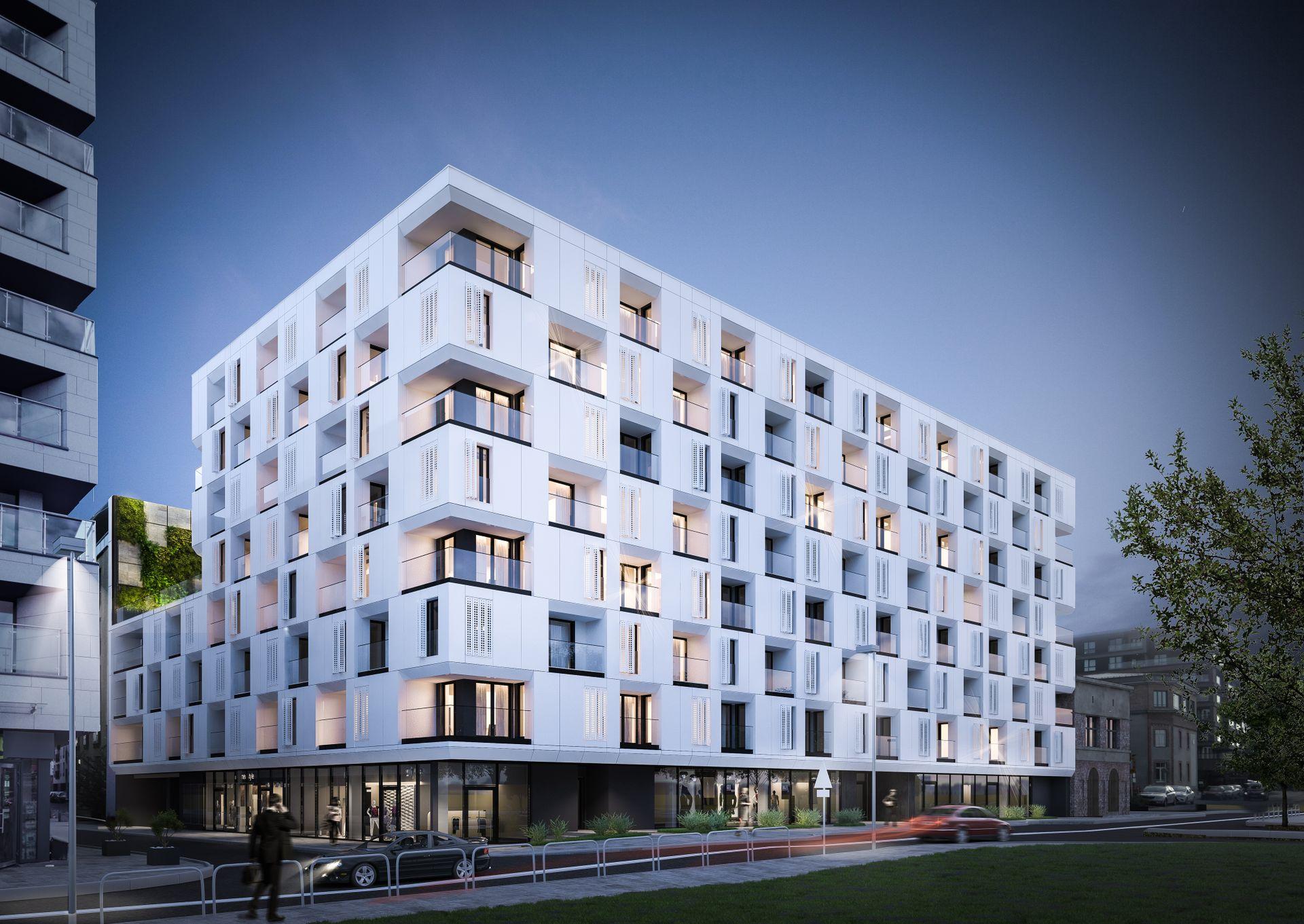 Kraków: Arkada zbuduje kolejne sto mieszkań na Zabłociu
