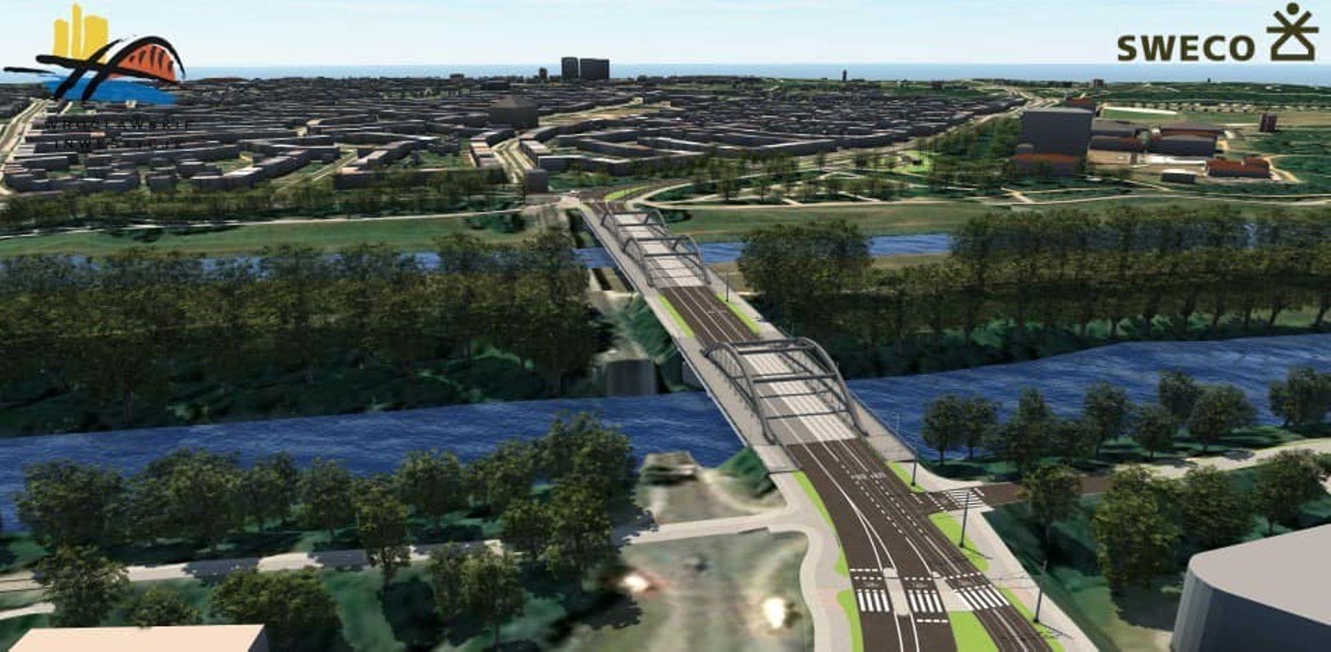 Otwarto oferty w przetargu za zaprojektowanie trasy tramwajowej na Swojczyce