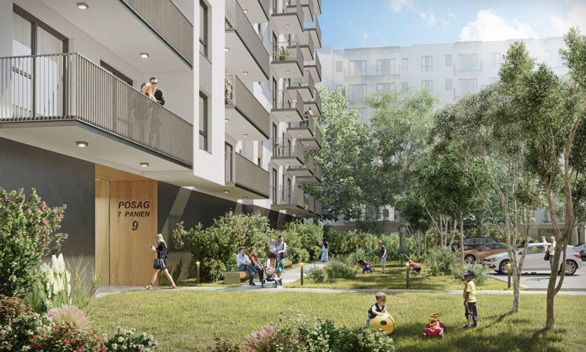 Warszawa: Mój Ursus – Robyg buduje dwa tysiące mieszkań. Drugi etap w realizacji