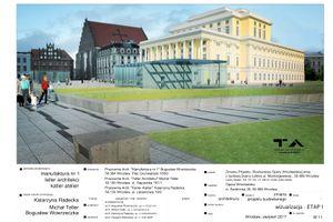 Wrocław: Opera się rozbudowuje. Powstaną Scena Letnia i nowy budynek [WIZUALIZACJE]