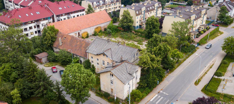 Wrocław: Zabytkowe gospodarstwo na