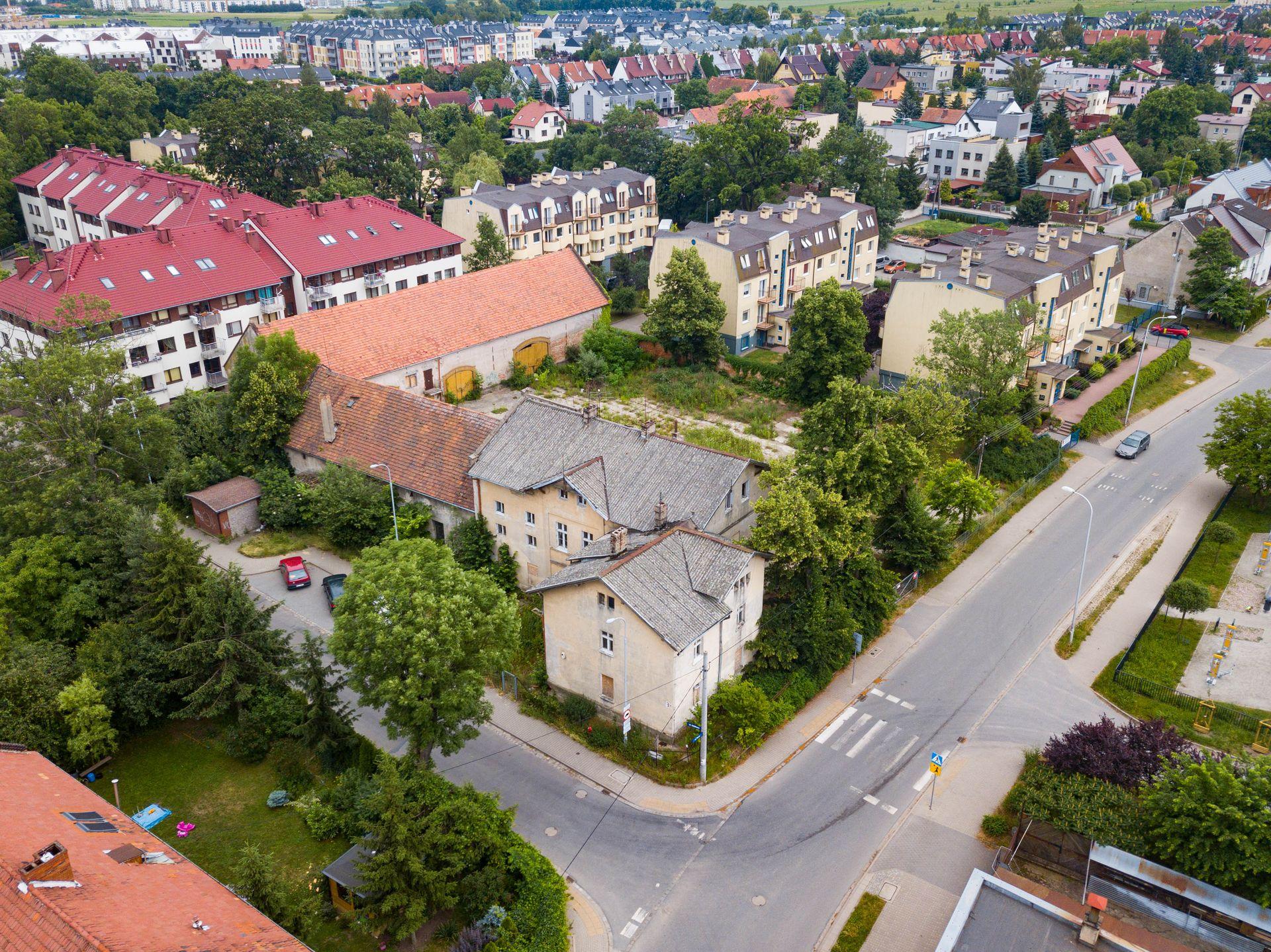Wrocław: Zabytkowe gospodarstwo na Wojszycach czeka przebudowa
