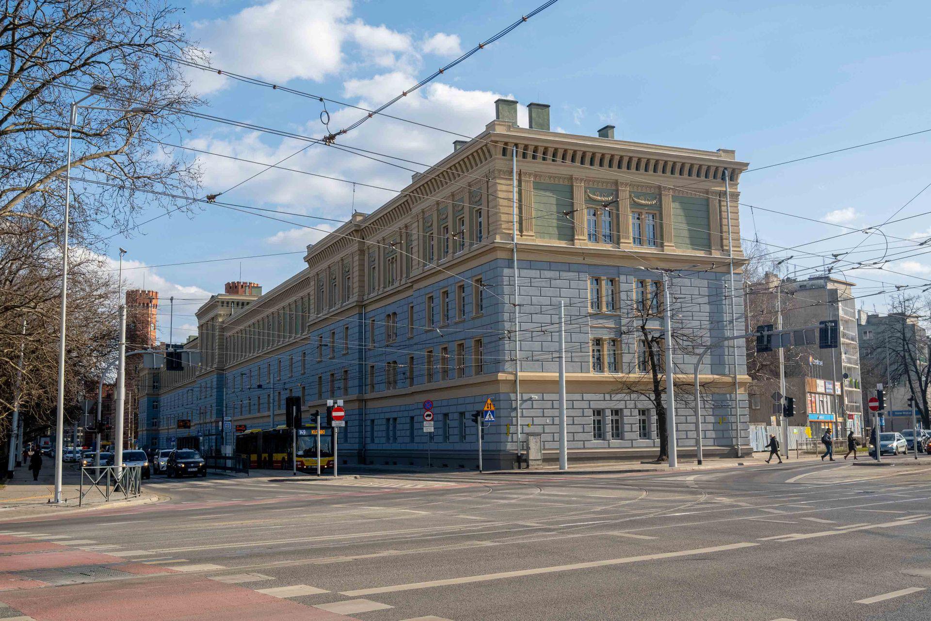 Zakończył się pierwszy etap remontu zabytkowego gmachu Prokuratury przy Podwalu [FILM + ZDJĘCIA]