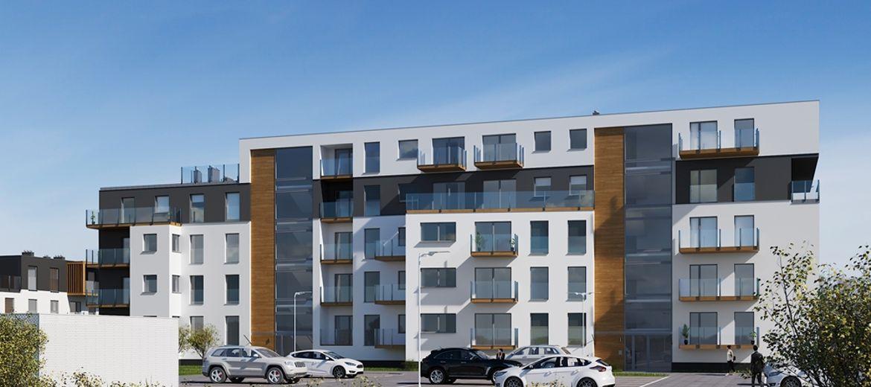 Budowa osiedla Enklawa Winogrady