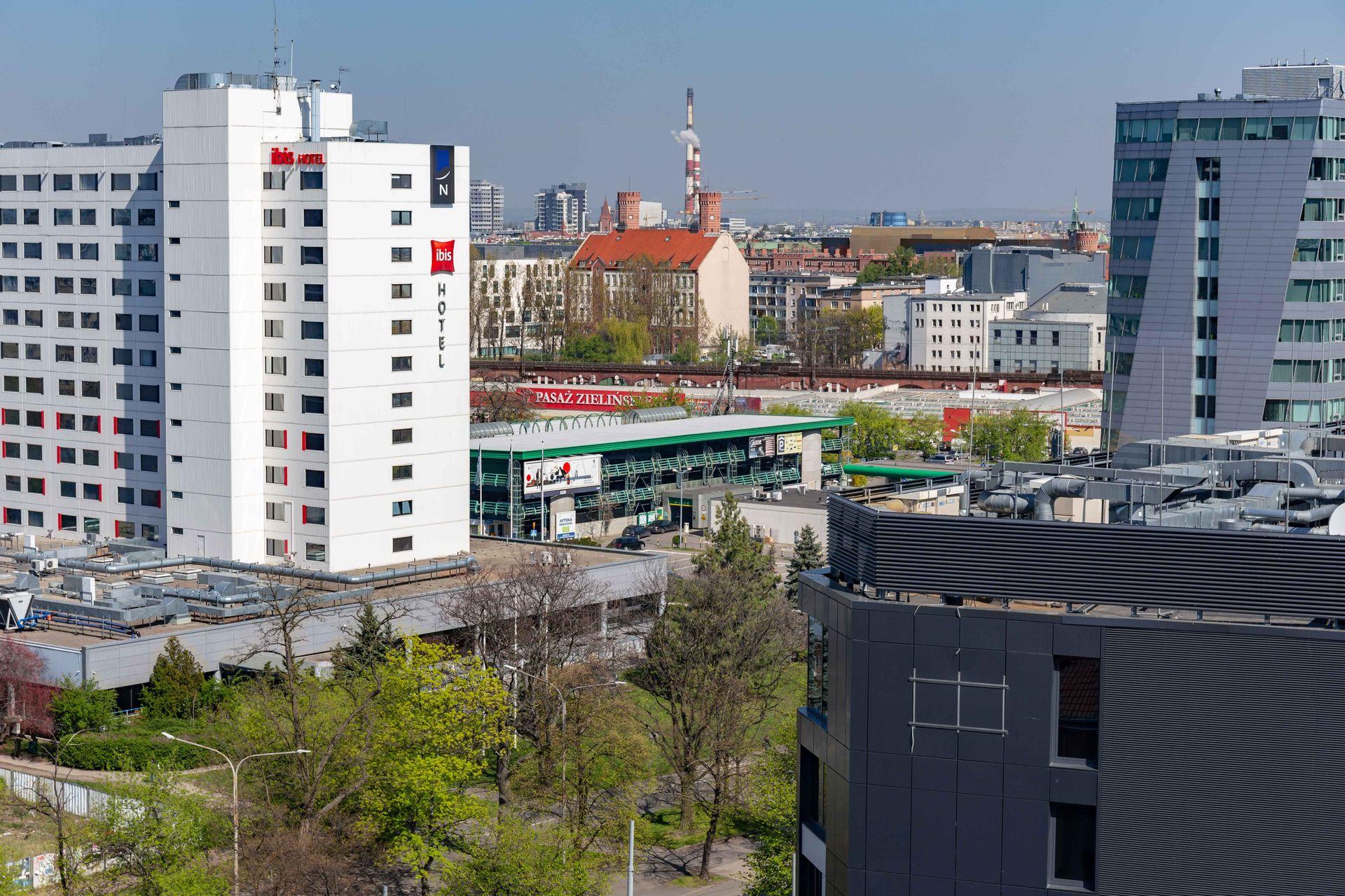 Wrocław: Zamiast samych biur powstaną też mieszkania? Echo przygotowuje inwestycję przy Centrum Południowym