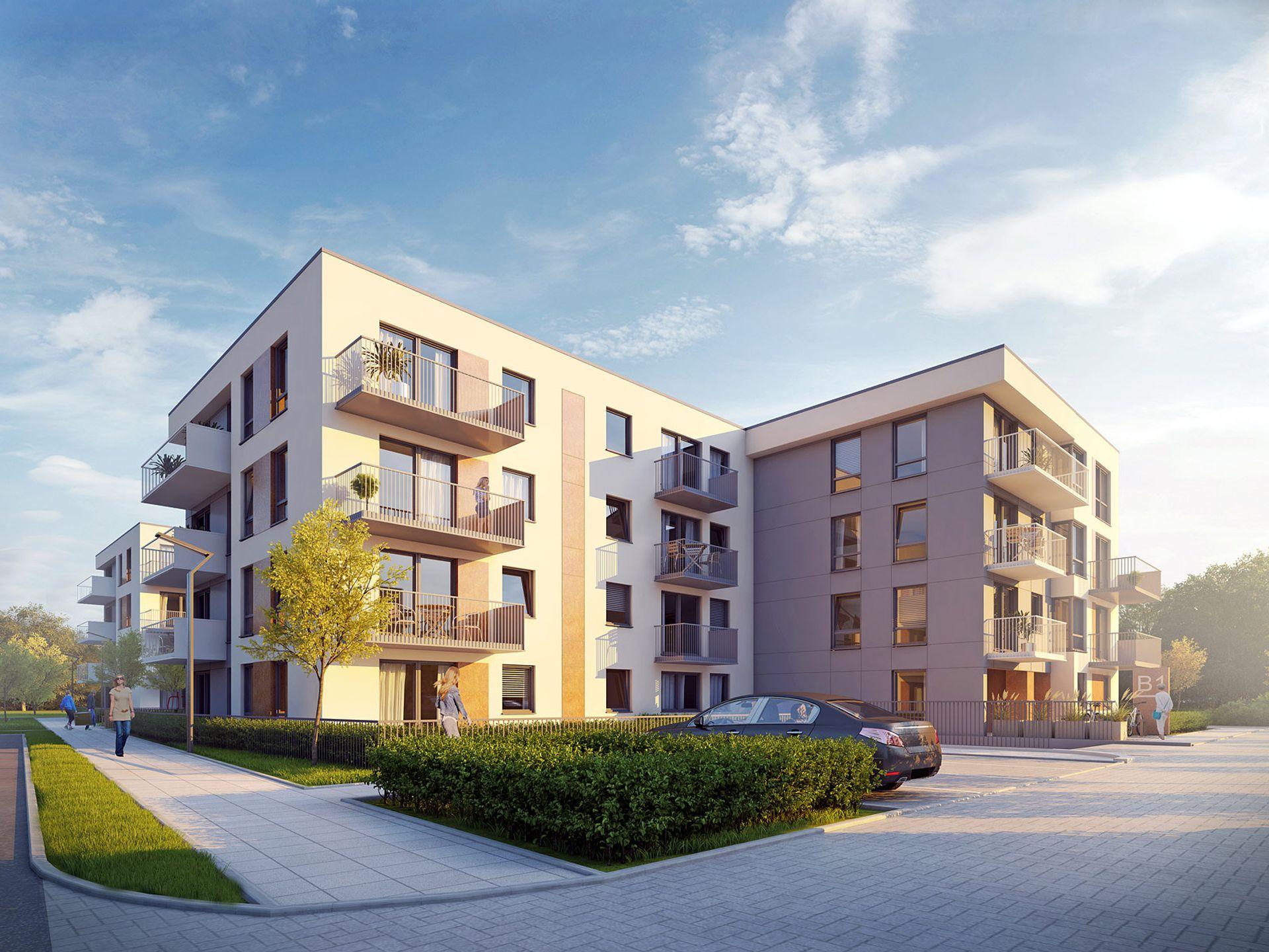 [pomorskie] Mieszkania na osiedlu Debiut dostępne w ramach programu MdM