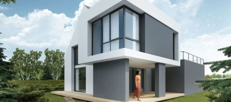 Nowe osiedle mieszkaniowe w