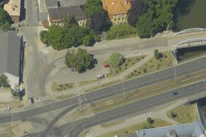 Wrocław: Miasto odnowi skwer na Kępie Mieszczańskiej. W ramach wycinki przy tramwaju na Popowice