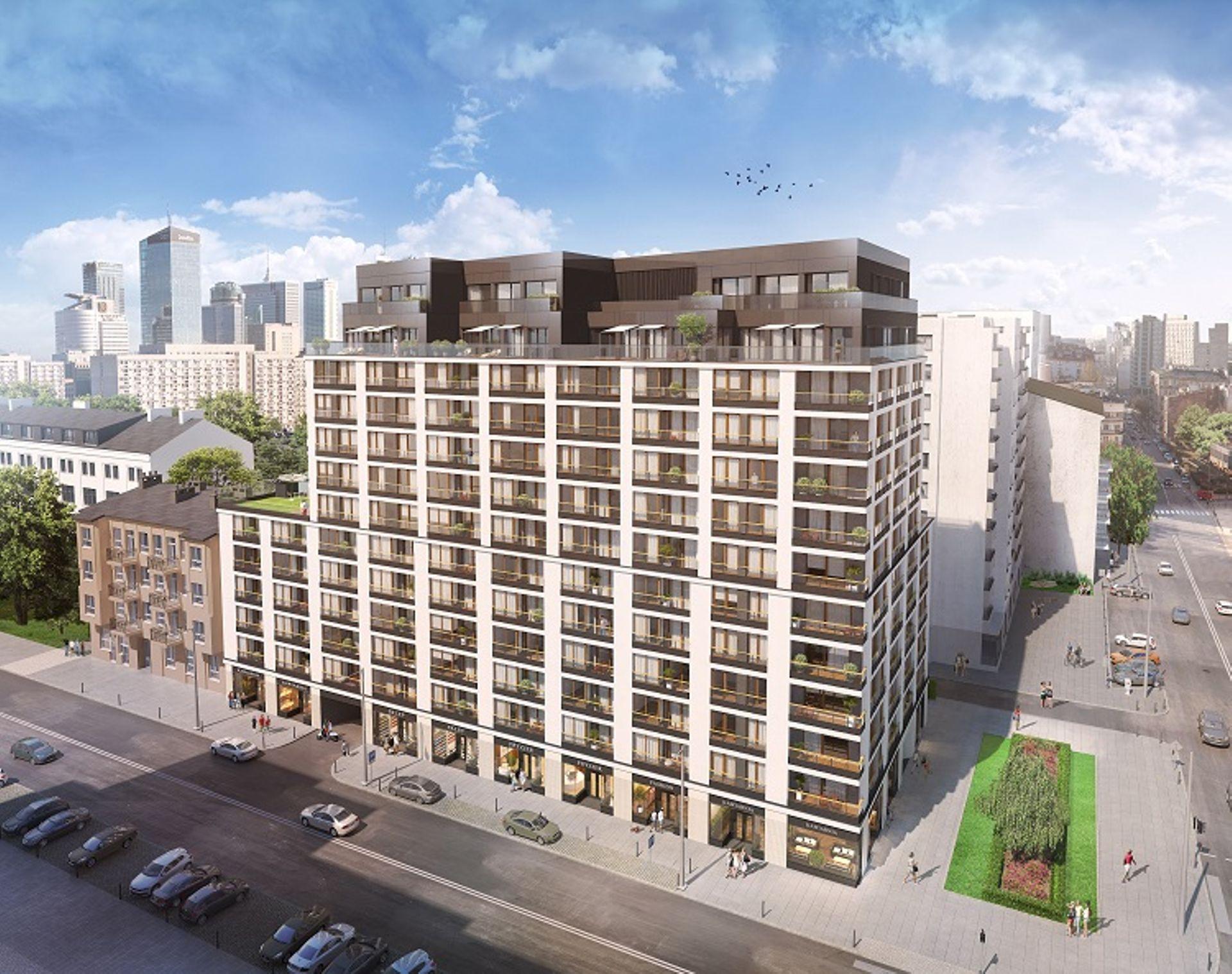 Warszawa: Apartamenty Ogrodowa – Dom Development startuje z inwestycją premium na Woli