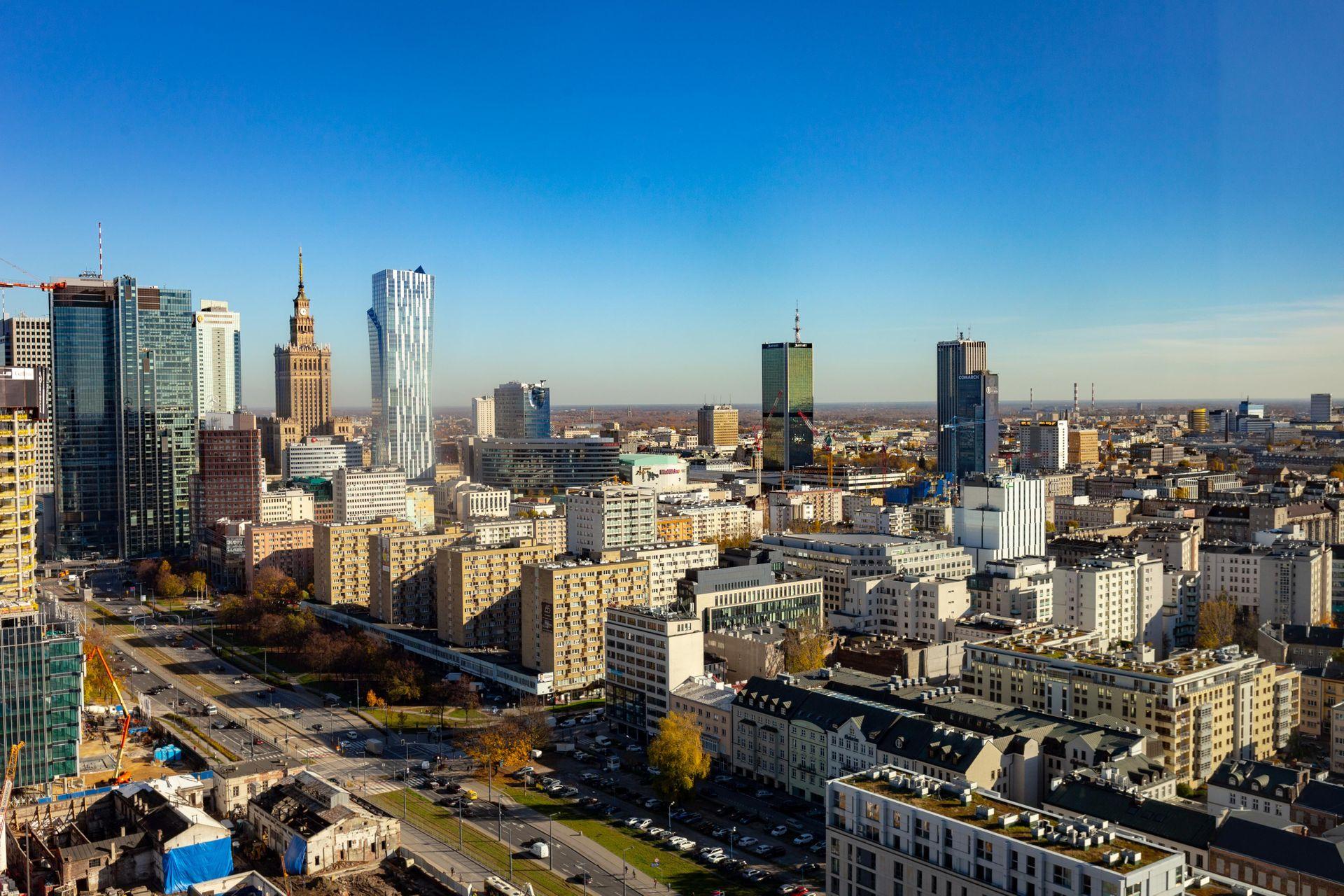 [Warszawa] Warszawski rynek biurowy europejskim liderem?