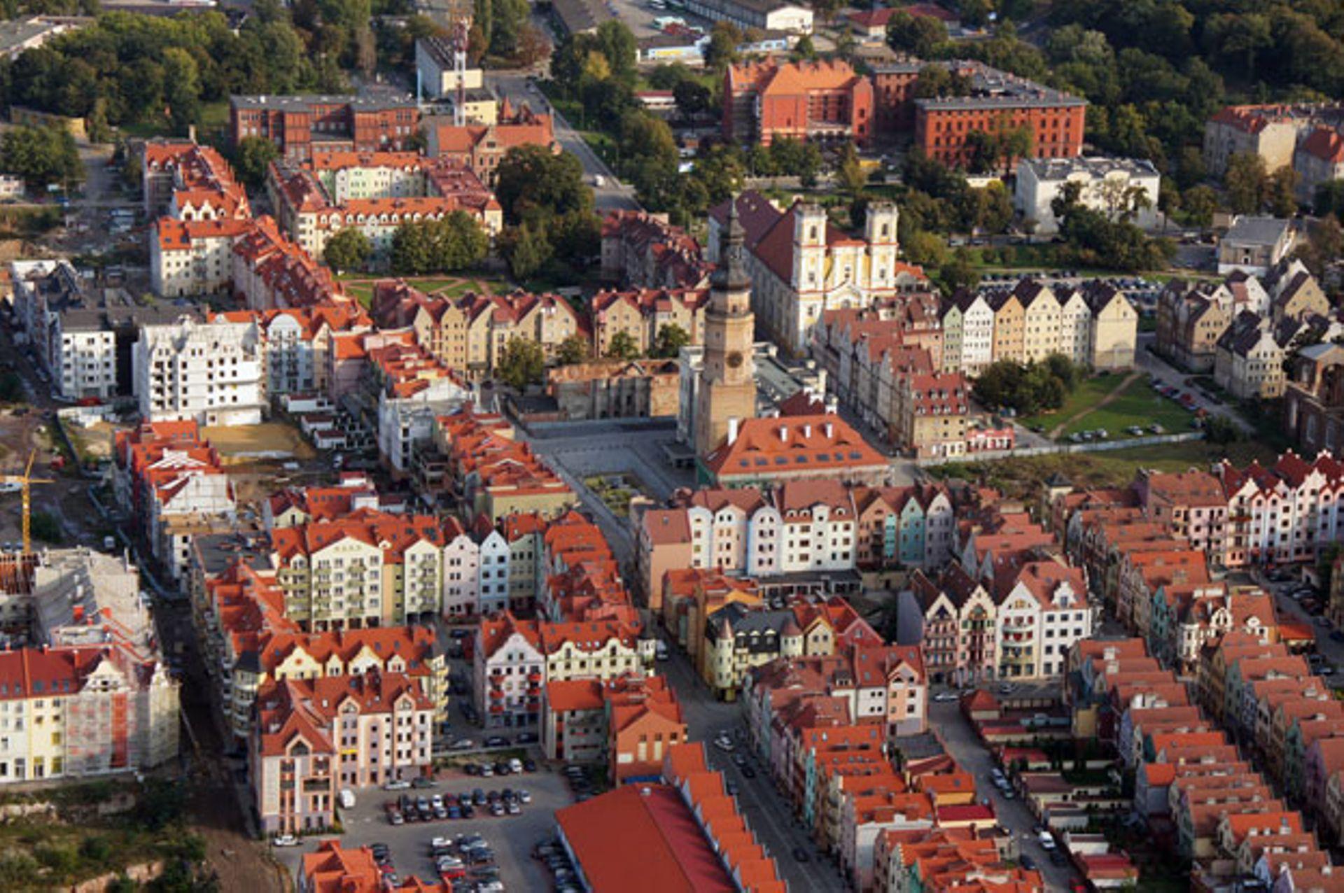 Samorządy wybrały wariant przebiegu obwodnicy Głogowa [MAPA]