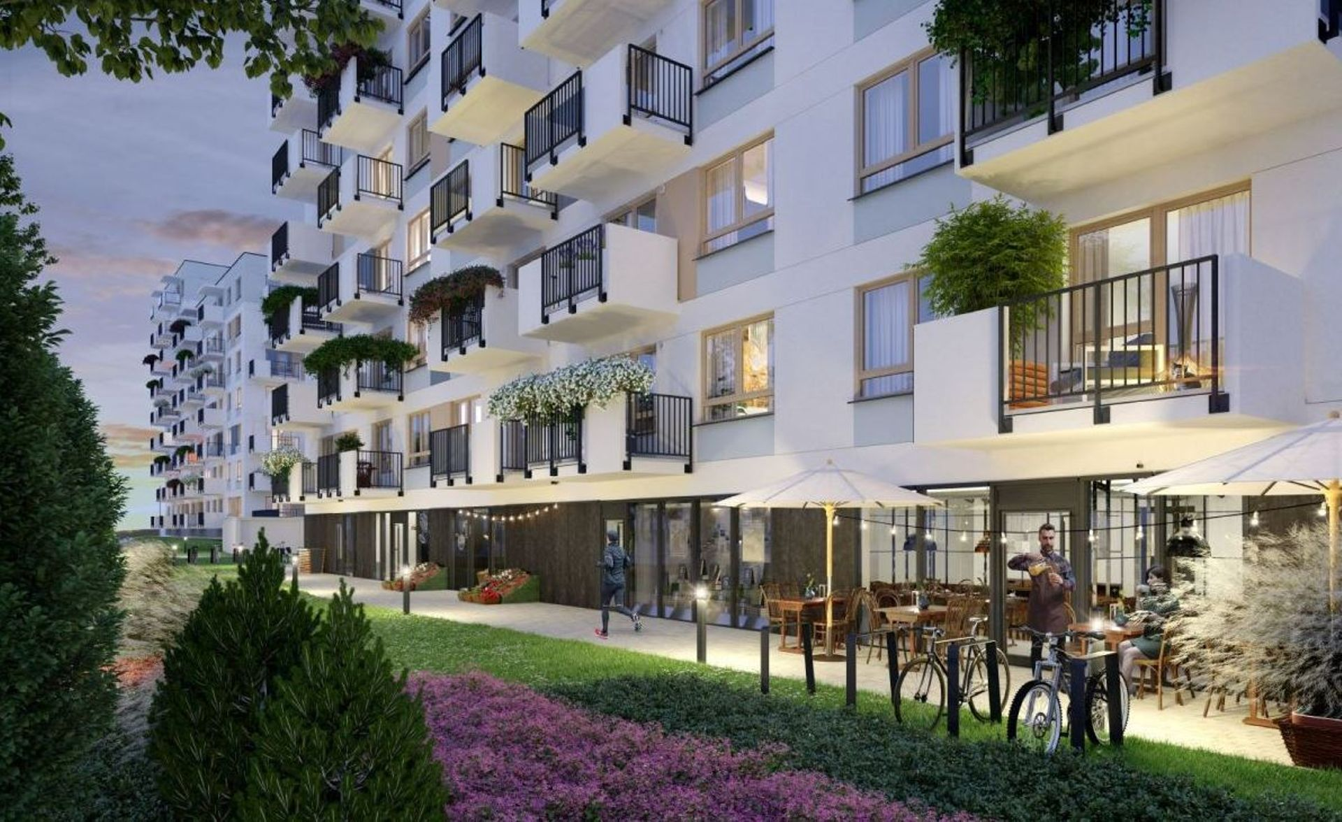 Skanska rozpoczyna budowę III etapu osiedla Park Skandynawia w Warszawie