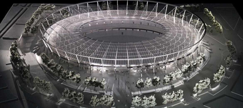 Stadion Śląski w Chorzowie: