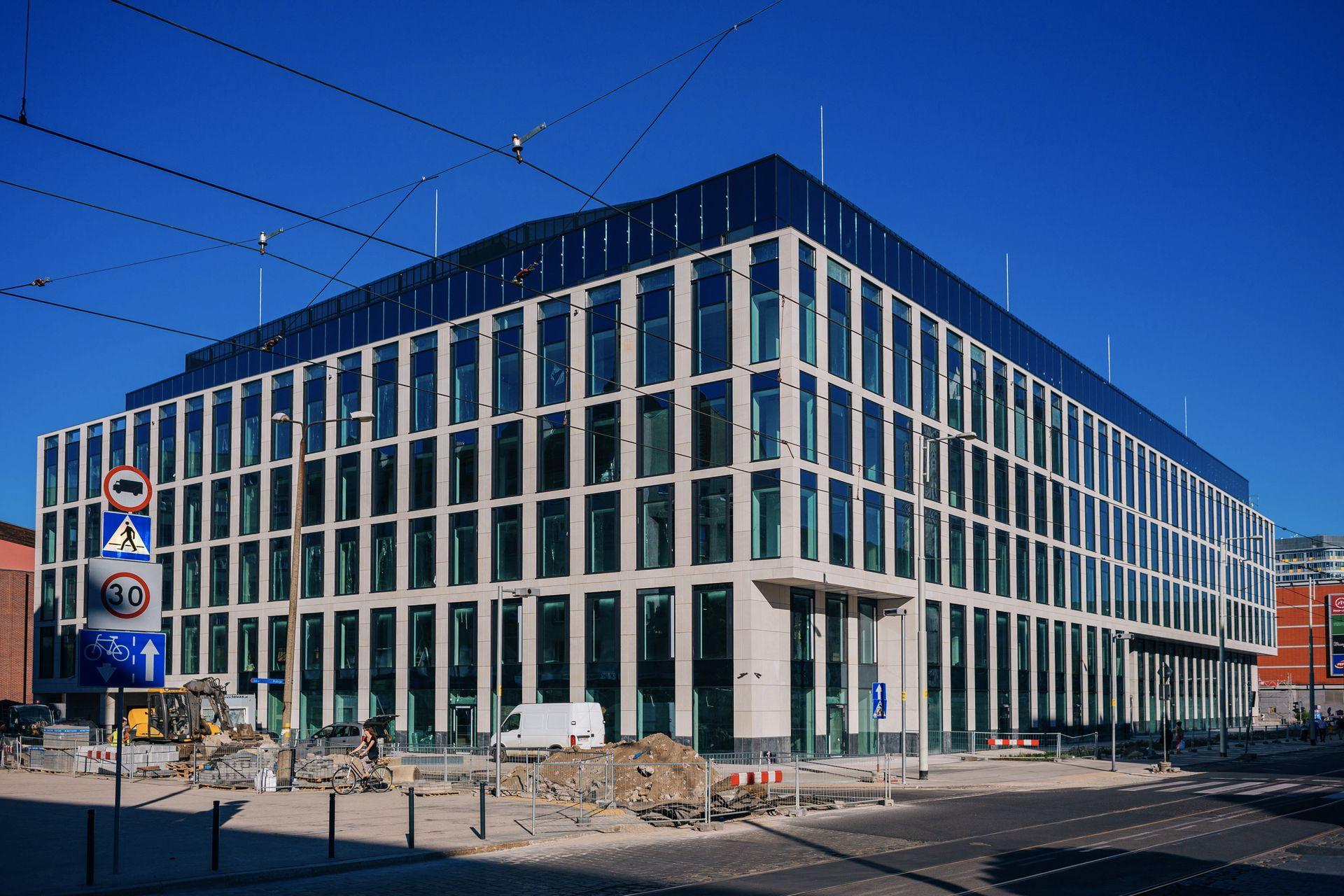 [Wrocław] Wrocławski rynek biurowy coraz mocniejszy