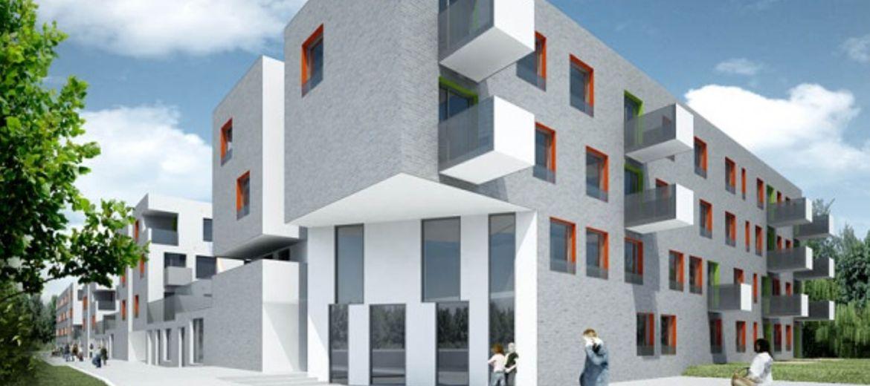 Locus wybuduje kolorowy budynek