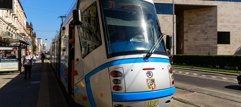 Nowa trasa tramwajowa na