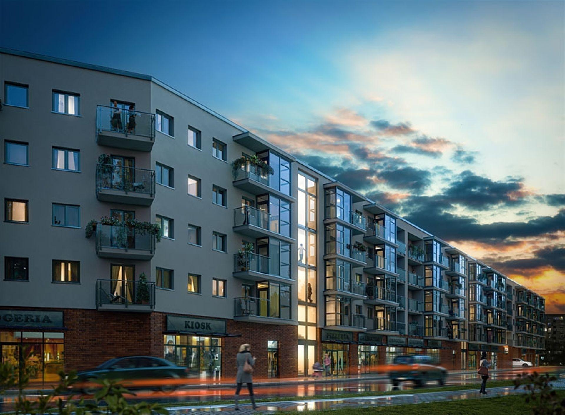 Wrocław: Nyska Residence – Lech-Pol buduje na Tarnogaju osiedle na ponad 160 mieszkań