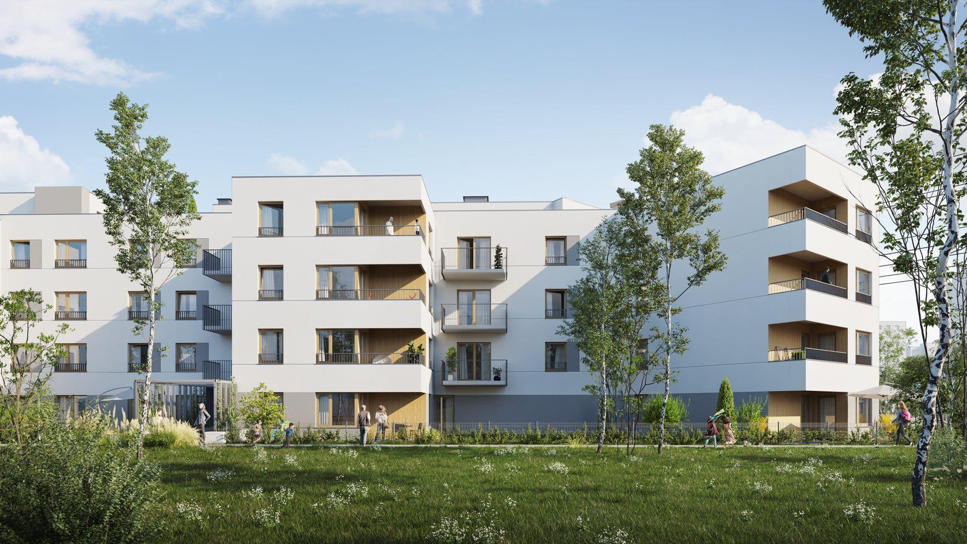 Warszawa: Essentiel – Bouygues Immobilier zapowiada budowę nowego osiedla na Białołęce