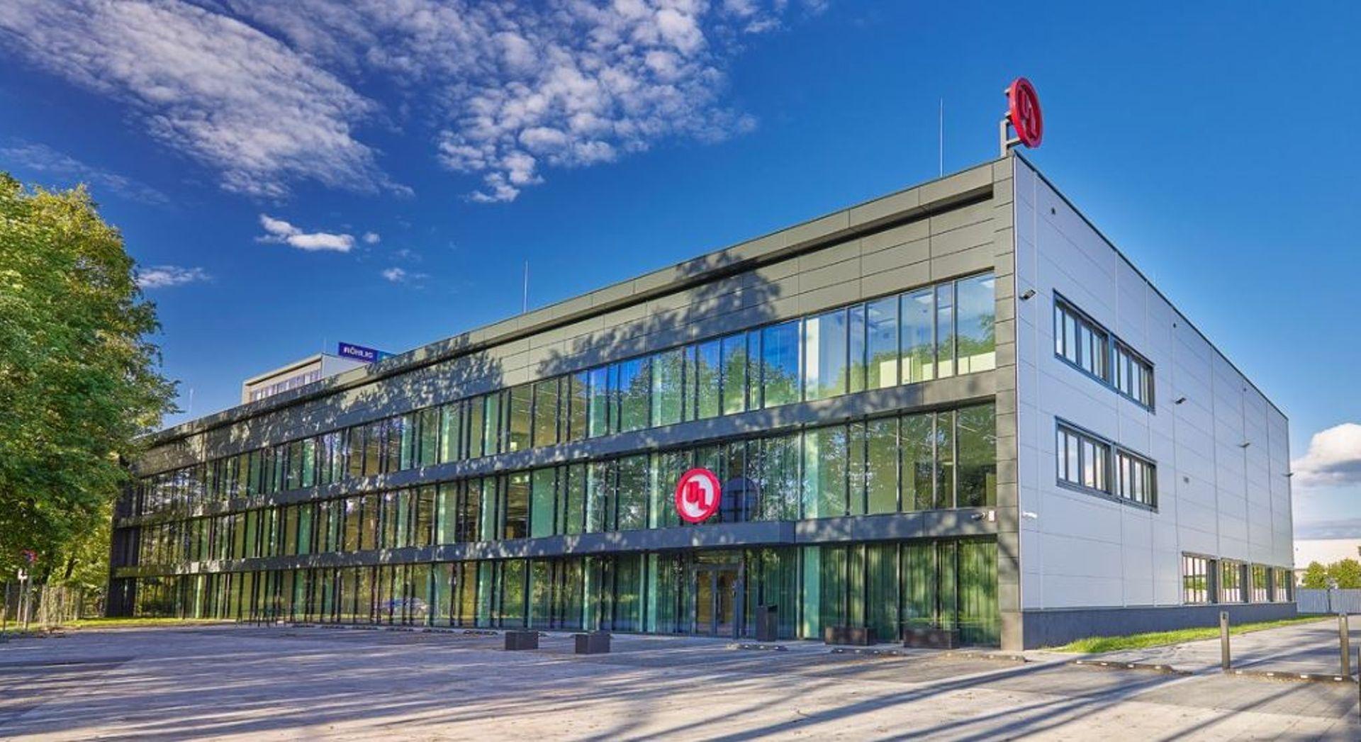 UL International Polska z nowym centrum badawczym w Bolero Office Point 2
