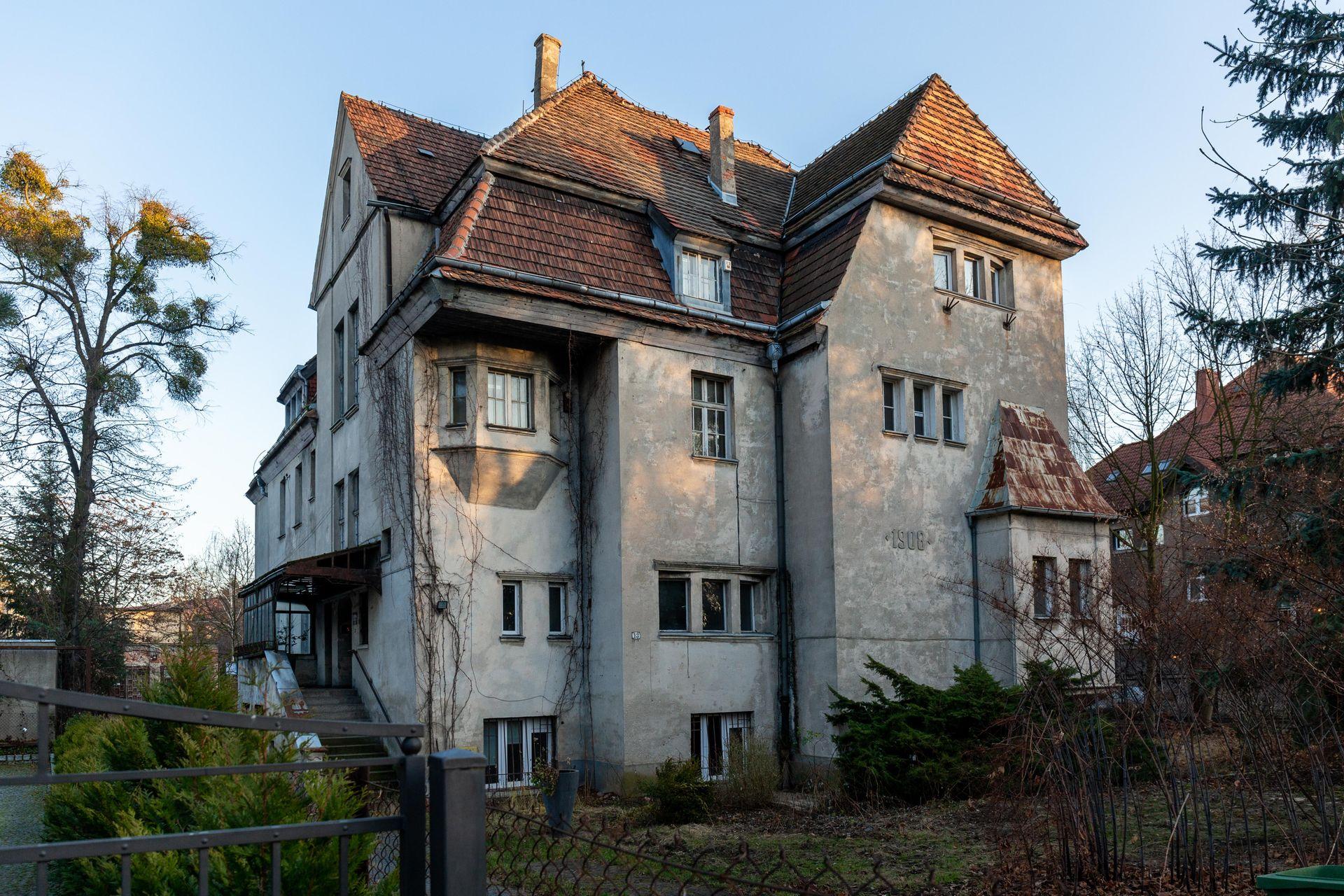 Wrocław: Miasto sprzeda zabytkową willę na Zalesiu. Zmieni plan miejscowy