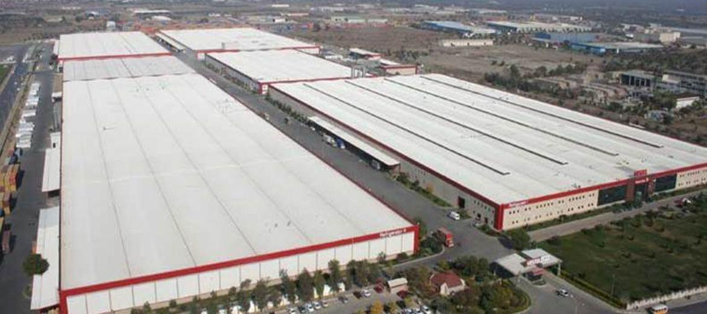 Foto: vestel-emea.com – Kompleks fabryk VESTEL w jednym z tureckich miast