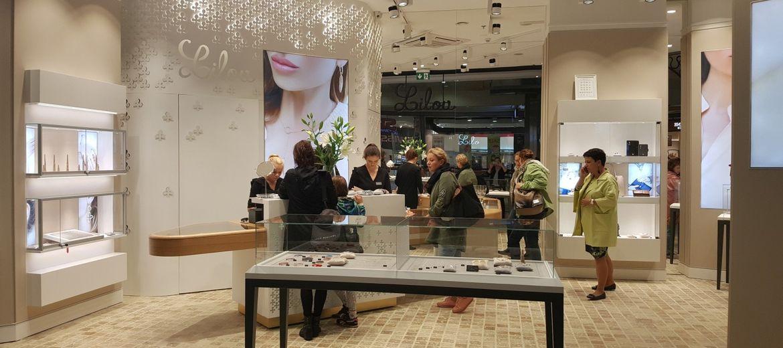 Salon biżuterii nowym najemcą