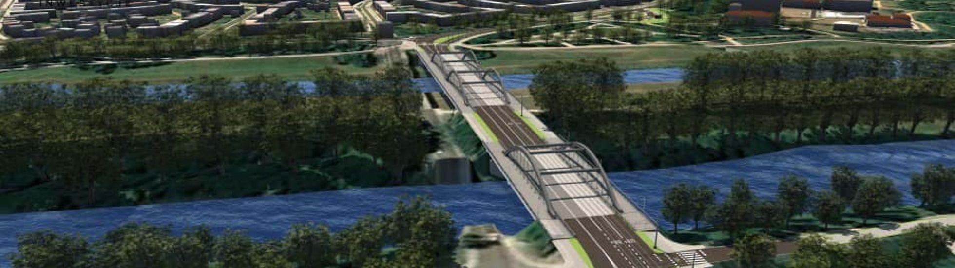 Wrocław: Miasto jednak dopłaca miliony do budowy nowych mostów Chrobrego