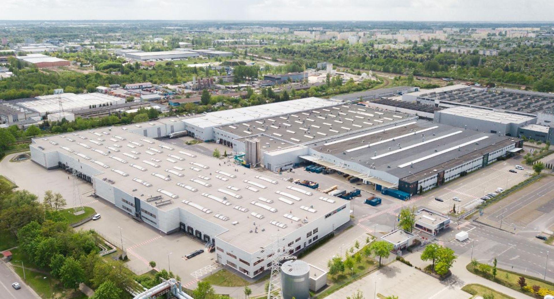 W fabryce BSH w Łodzi przybędzie kilkaset miejsc pracy