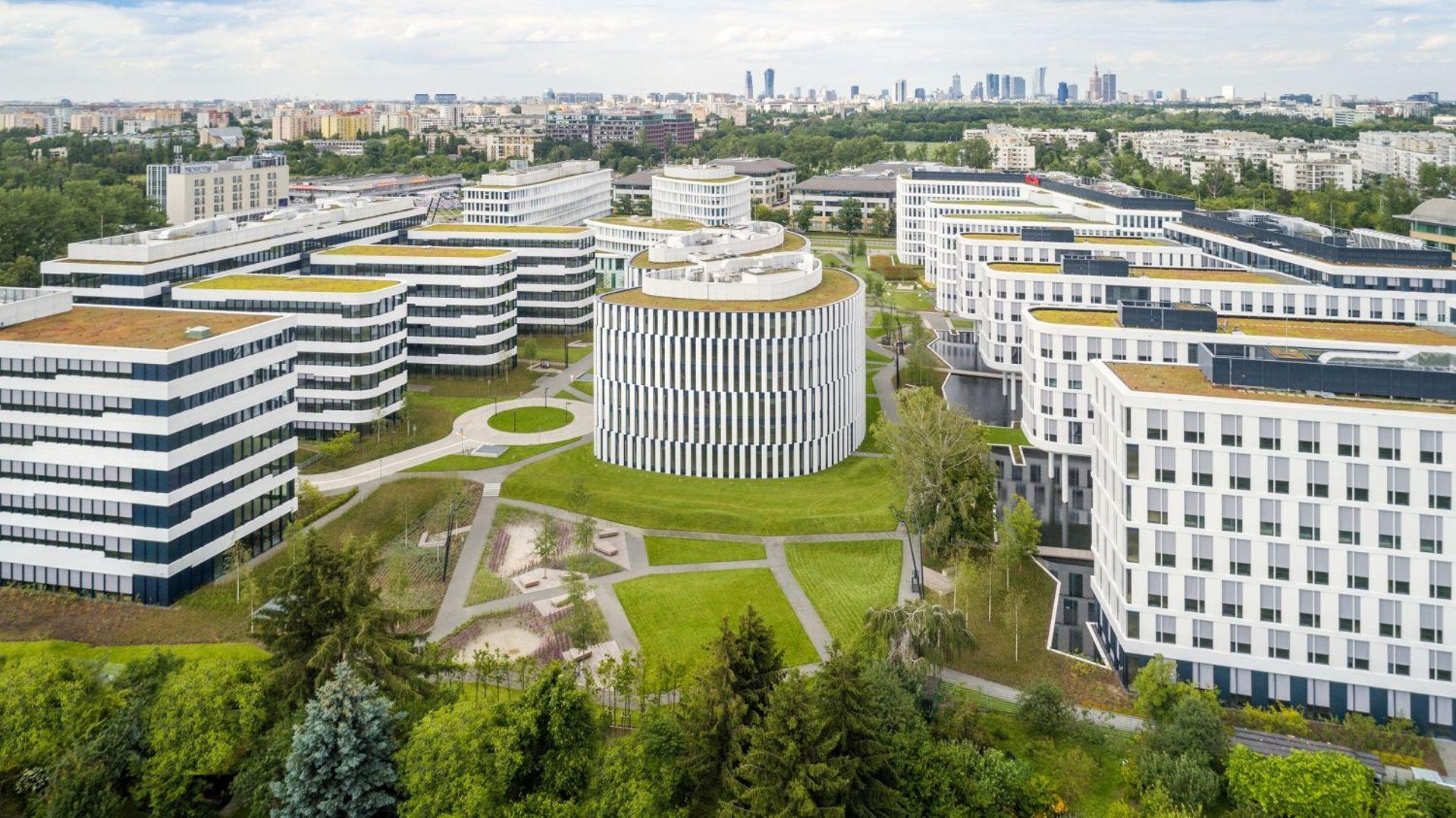 [Warszawa] Firma motoryzacyjna otworzyła biuro w Warszawa Business Garden