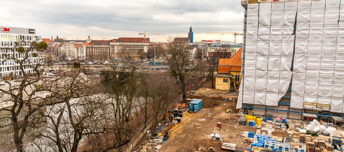 Wrocław: River Point –