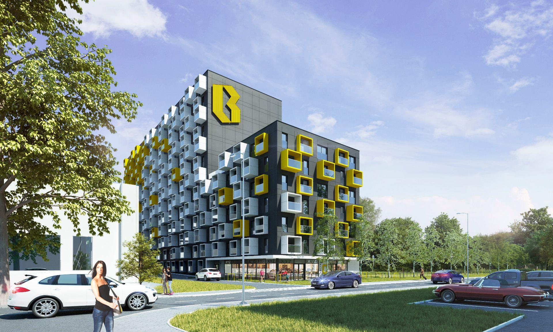 Wrocław: B Urban – Inwestgrupa zbuduje na Popowicach ponad 400 lokali na wynajem