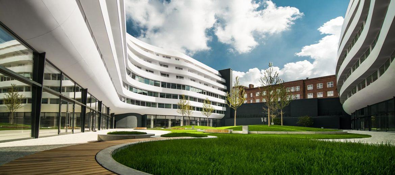 Wrocławski DoubleTree by Hilton