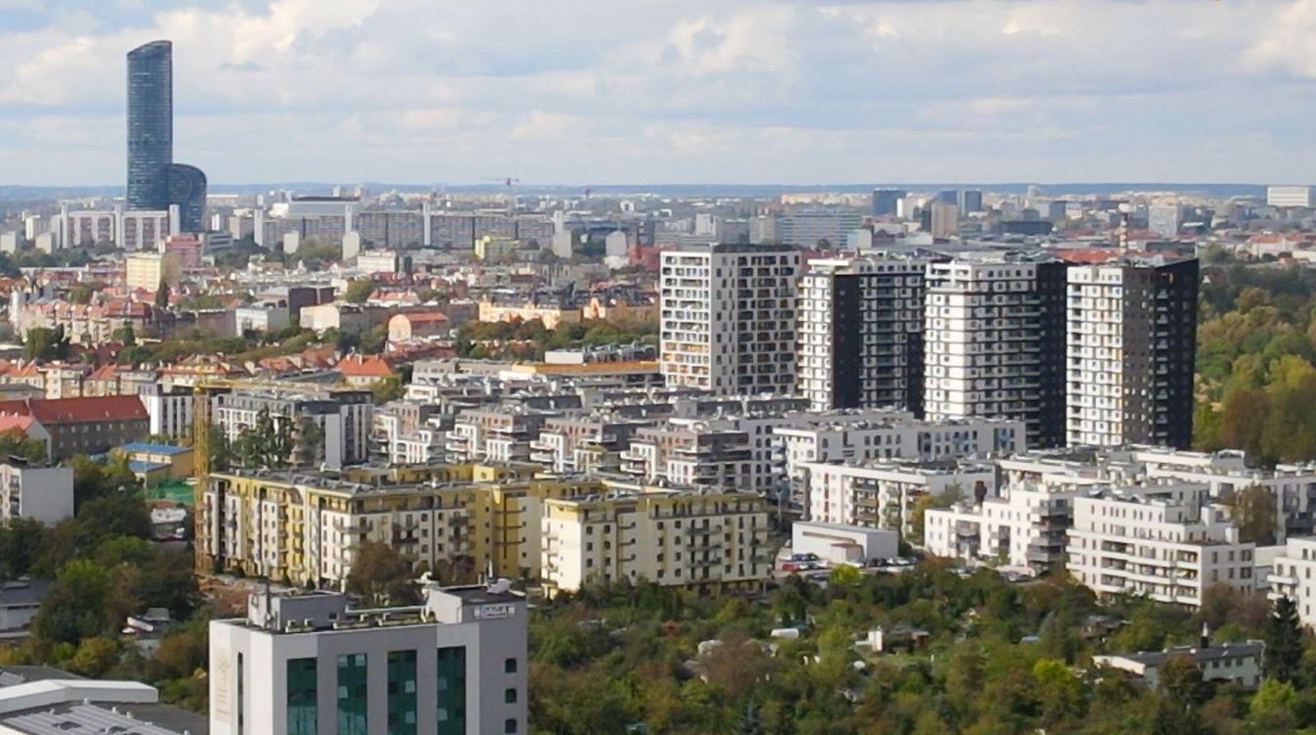 Wrocławski Tarnogaj przeżywa inwestycyjny boom [FILM]