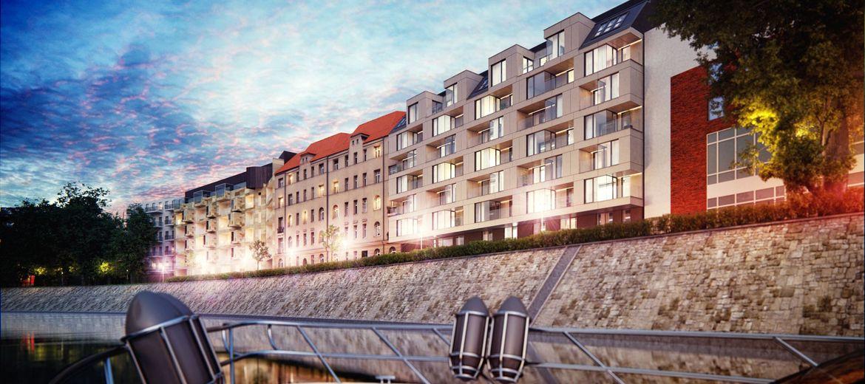 Nowe prestiżowe apartamenty Zyndrama