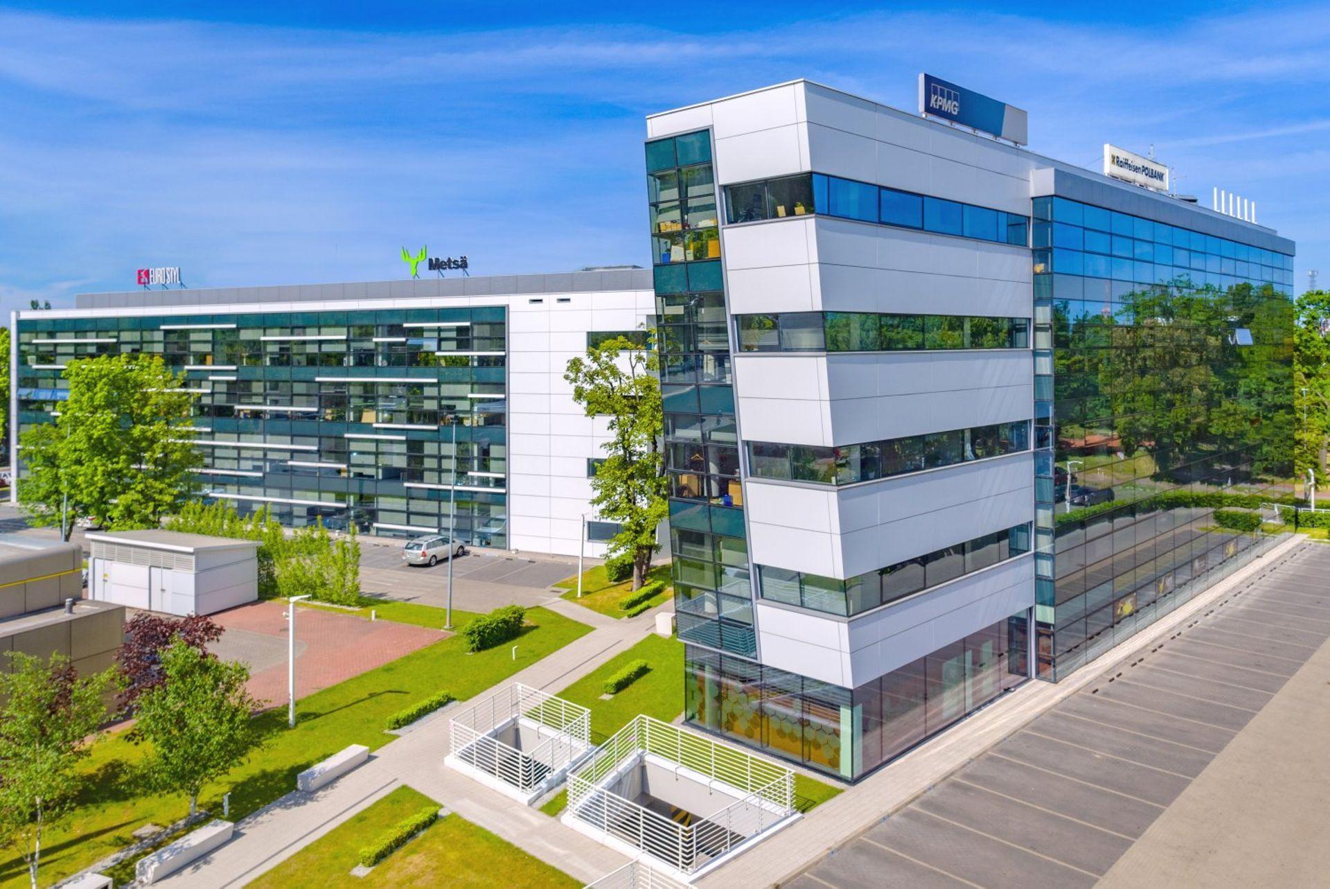 [Gdańsk] Firma odzieżowa wchodzi do biurowca Opera Office w Gdańsku