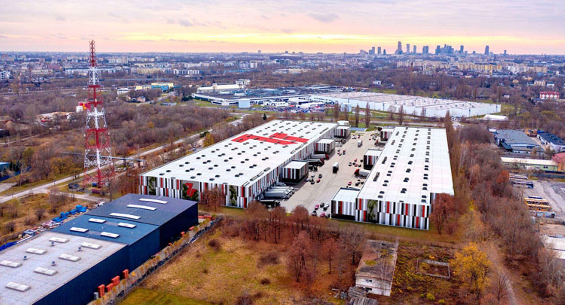 Warszawa: 7R wybuduje dwa magazyny miejskie w prestiżowych lokalizacjach
