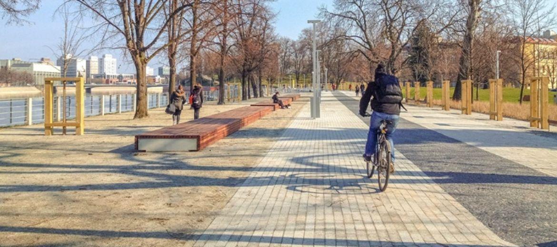 Nowe trasy rowerowe na